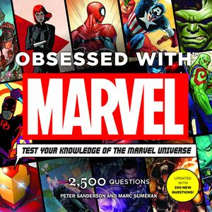 [Obsessed With Marvel (Product Image)]