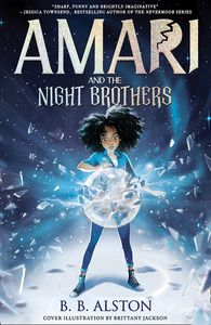 [Amari & The Night Brothers (Signed Bookplated Hardcover) (Product Image)]