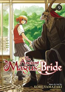 [The Ancient Magus' Bride: Volume 10 (Product Image)]