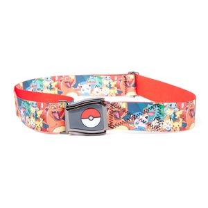 [Pokemon: Belt: All Over Characters (Product Image)]