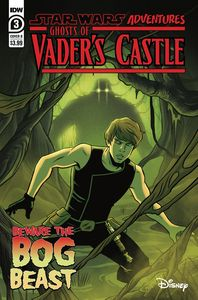 [Star Wars Adventures: Ghosts Of Vaders Castle #3 (Cover B Charm (C:) (Product Image)]
