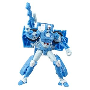 [Transformers Generations: War For Cybertron: Action Figure: Chromia (Product Image)]