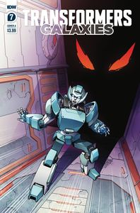 [Transformers: Galaxies #7 (Cover A Miyao) (Product Image)]