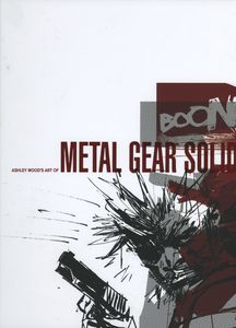 [The Art Of Metal Gear Solid (Hardcover) (Product Image)]