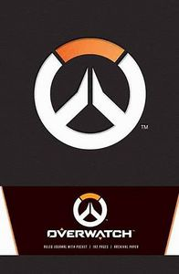 [Overwatch: Ruled Journal (Hardcover) (Product Image)]