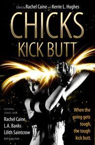 [Chicks Kick Butt (Product Image)]