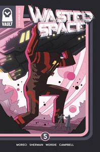 [Wasted Space #5 (Cover A Sauvage) (Product Image)]