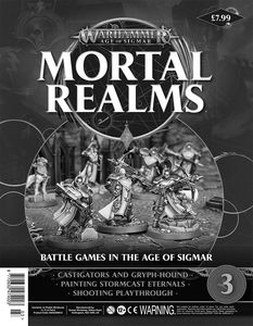 [Warhammer: Age Of Sigmar: Mortal Realms #3 (Product Image)]
