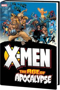 [X-Men: Age Of Apocalypse: Omnibus (Madureira DM Variant New Printing Hardcover) (Product Image)]