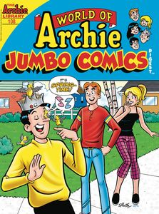[World Of Archie: Jumbo Comics Digest #108 (Product Image)]