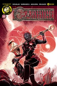 [The cover for Carmine #3]
