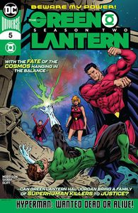 [Green Lantern: Season 2 #5 (Product Image)]