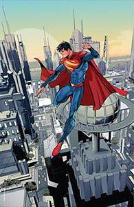 [Superman: Son Of Kal-El #1 (John Timms Virgin Cardstock Variant) (Product Image)]