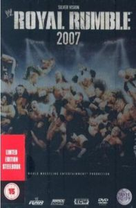 [WWE: Royal Rumble 2008: Steelbook Edition (Product Image)]