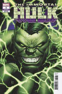 [Immortal Hulk #1 (Keown Variant) (Product Image)]