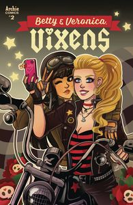 [Betty & Veronica: Vixens #2 (Cover A Eva Cabrera) (Product Image)]