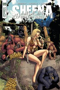 [Sheena #9 (Cover C Hdr) (Product Image)]