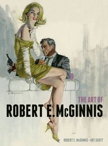 [The Art Of Robert E McGinnis (Hardcover) (Product Image)]