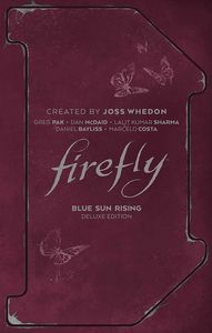 [Firefly: Blue Sun Rising (Deluxe Edition Hardcover) (Product Image)]