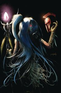 [Grimm Fairy Tales #19 (Cover D Metcalf) (Product Image)]