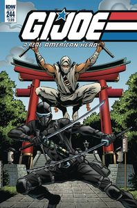 [GI Joe: A Real American Hero #244 (Cover A Gallant) (Product Image)]