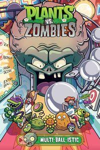 [Plants Vs Zombies: Multiballistic (Hardcover) (Product Image)]