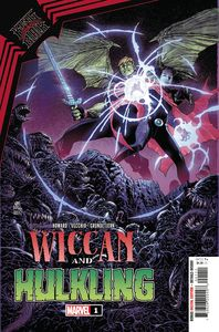 [King In Black: Wiccan Hulking #1 (Product Image)]