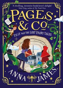 [Pages & Co: Book 2: Tilly & The Lost Fairy Tales (Signed Edition Hardcover) (Product Image)]