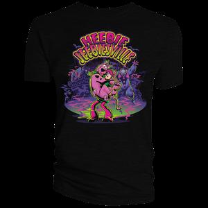 [Scooby-Doo: T-Shirt: Heebie Jeebies (Product Image)]