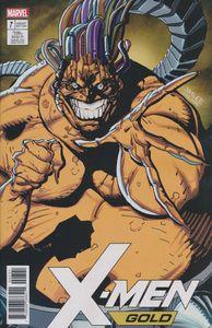 [X-Men: Gold #7 (X-Men Card Variant) (Product Image)]