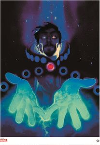 [Marvel: Giclee Print: Doctor Strange by Frazer Irving (Product Image)]