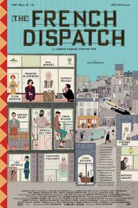 [The French Dispatch (Hardcover) (Product Image)]