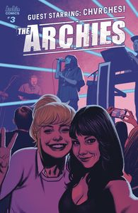 [Archies #3 (Cover A Reg Smallwood) (Product Image)]