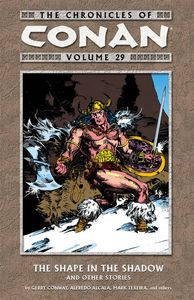 [Chronicles Of Conan: Volume 29: Shape In The Shadow (Product Image)]