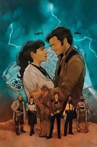 [Star Wars: Solo Adaptation #4 (Product Image)]