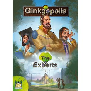 [Ginkgopolis: The Experts (Expansion) (Product Image)]