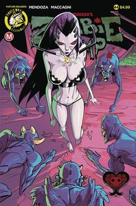 [Zombie Tramp Ongoing #44 (Cover A Celor) (Product Image)]