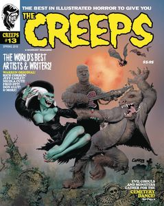 [The Creeps #13 (Product Image)]