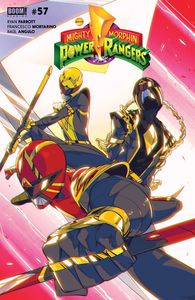 [Power Rangers #1 (Cover B Nicuolo) (Product Image)]