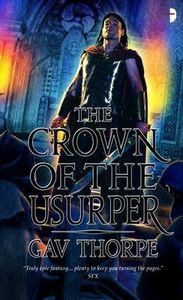 [Crown Of The Blood: Book 3: The Crown Of The Usurper (Product Image)]