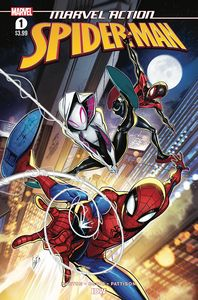 [Marvel Action: Spider-Man (2020) #1 (Cover A Ossio) (Product Image)]
