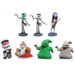 [The Nightmare Before Christmas: D-Formz Figures: Series 2 (Product Image)]