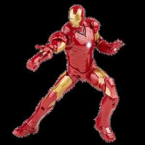 [Iron Man: Marvel Legends Infinity Saga Action Figure: Iron Man Mark 3 (Product Image)]