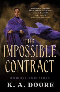 [Chronicles of Ghadid: Book 2: The Impossible Contract (Product Image)]
