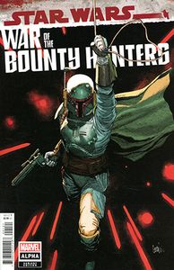 [Star Wars: War Of The Bounty Hunters Alpha #1 (Yu Variant) (Product Image)]