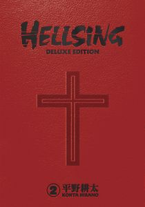 [Hellsing: Volume 2 (Deluxe Edition Hardcover) (Product Image)]