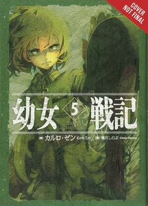 [The Saga Of Tanya The Evil: Light Novel: Volume 5 (Product Image)]