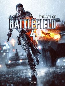 [The Art Of Battlefield 4 (Hardcover) (Product Image)]