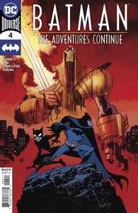 [Batman: The Adventures Continue #4 (Product Image)]