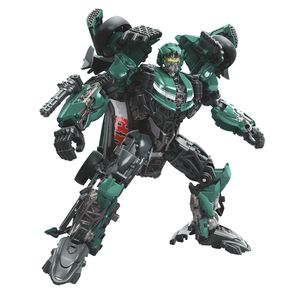 [Transformers: Dark Of The Moon: Studio Series Deluxe Action Figure: Roadbuster (Product Image)]